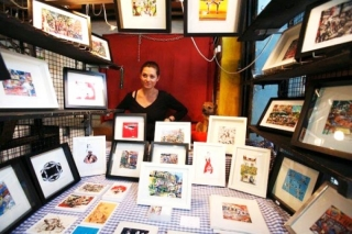 In 2007 - My Stall