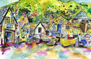 View from The Mote <em>(from £95)</em>